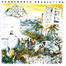 Handsworth Revolution by Steel Pulse (CD, Nov-1990, Island/Def Jam)