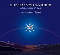ANDREAS VOLLENWEIDER - MIDNIGHT CLEAR 2 VINYL LP NEW+