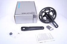 Shimano 105 Crankset FC-5700 53/39t 2x10-Speed 175mm Cranks, Black
