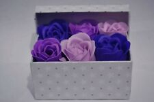 Luxury Rose Soap bouquet Gift Box For Valentine's day and mother's day Gift