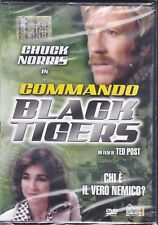 Dvd **COMMANDO BLACK TIGERS ~ CHI È IL VERO NEMICO** con Chuck Norris nuovo 1978