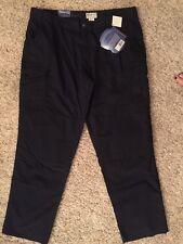 "Nwts!!! Men's Protocol Triumvirate Wear Black Police Pants Sz 3XL Inseam 36"". M1"