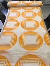STOFFA TENDA ORIGINALE Anni 70 MODERNARIATO fabric cloth curtain vintage optical