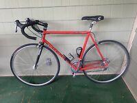 Gunnar Roadie Road Bike 58cm Red