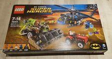 LEGO DC COMICS SUPER HEROES BATMAN 76054 RÉCOLTE DE PEUR DE L'ÉPOUVANTAIL neuf
