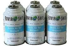 R1234yf, 1234yf, GET COLDER AIR BOOSTER, Arctic Air Refrigerant Support, 6 cans