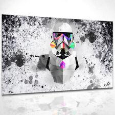 Sturmtruppler Star Wars Bild Leinwand Kunst Bilder Wandbilder Kunstdruck D0667