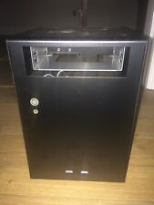 Lian Li PC-Q07 - mini cube tower - black mini ITX computer case