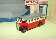 Bus miniatures Lledo Days Gone