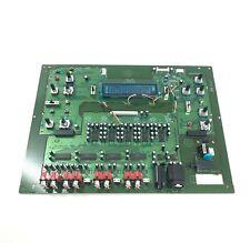 Denon DN-X1500 P.UCOM / Input PCB Assembly w/ Display -- GU-3592