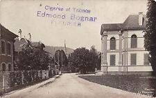 B76242 Edmond Bognar Cigares et tabaco Switzerland city Fleurier see