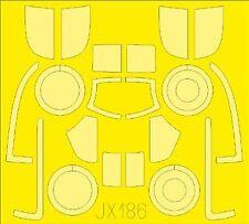 Eduard 1/32 P-39Q/N paint mask for Kitty Hawk # JX186
