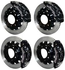 "WILWOOD Front & Rear big BRAKE KIT,HUMMER H2,SUBURBAN 2500,6 Piston,16"" Rotors"