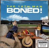 The 12th MAN Boned! OZ 2 CD Set 2006 Cricket - NEW