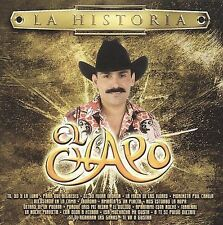 La Historia by El Chapo de Sinaloa (CD, Jul-2008, Univision Music Group)