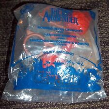 2010 The Last Airbender McDonalds Happy Meal Toy - Komodo Rhino Launcher #8