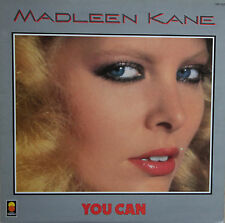 """Vinyle 33T Madleen Kane """"You can"""""""