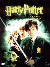 Harry Potter et la chambre des secrets Collector DVD