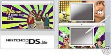 Nintendo DS or DS Lite HANNAH MONTANA Skin Sticker U.K.