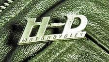 Harley Davidson Motorcycle H-D Motorcycle Harley HD Biker Jacket Hat pin 1024a