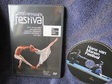Hans Van Manen Festival - het nationale ballet - MINT/UNPLAYED DISC - +disp.24hr