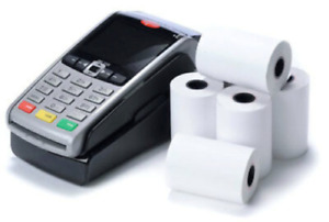 97 CASHIER MACHINE TILL CREDIT CARD THERMAL PAPER ROLL CASH REGISTER 5.5 cm