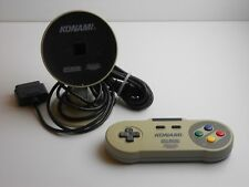 Konami Hyperbeam wireless Controller + Empfänger für SNES / Super Nintendo