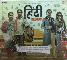 HINDI MEDIUM - IFRAN KHAN - 2017 BOLLYWOOD MOVIE OST CD / ATIF ASLAM, SUKHBIR