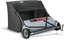 Professional Grade 42 Lawn Sweeper W/ 22 cu ft Heavy-Duty Leaf Collector Bag