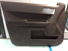08 09 10 11 12 FORD ESCAPE FRONT LEFT INTERIOR DOOR PANEL TRIM COVER OEM R