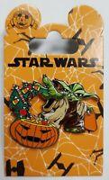 Official Disney Parks Star Wars BB8 Droid Halloween Pumpkin Pin MNSSHP 2019