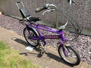 raleigh chopper mk3 bicycle