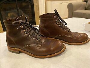 Wolverine 1000 Mile Chromexcel Boots - Size 9 D
