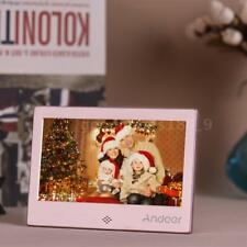 "Andoer 7 ""LED Cornice digitale 720P Video / Musica / Calendario / R3R3"