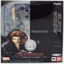 Age Of Ultron Black Widow SHF S.H.Figuarts Action Figure China Ver. NIB 09999998