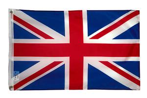 United Kingdom 3x5FT Flag British Union Jack UK England Royal Canada Europe EU