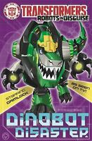 Dinobot Disaster: Book 6 (Transformers) by Transformers (author)