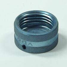 VDO 2 Stck ÜBERWURFMUTTER SCHRAUBRING metall GEWINDE M18x1,5  DURCHMESSER 21,5mm