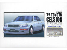 NEW ARII 1990 TOYOTA CELSIOR 1/32 Scale PLASTIC MODEL KIT OWNERS CLUB SERIES