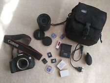 Canon EOS Rebel T4i / EOS 650D 18.0MP Digital SLR & Canon 18-200mm lens