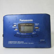 Panasonic STEREO RADIO CASSETTE PLAYER RQ-SX5V NOT WORKING