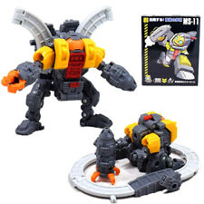 MS11 Transformers Omega Supreme Autobot Command Base Mini Action Figure New