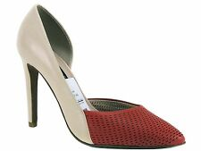 French Connection Women's Mabel d'Orsay Perforated Pump US 5.5-6/EU 35.5