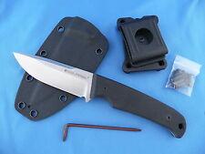 Couteau Real Steel Pointman Lame Acier 14C28N Manche G-10 Etui Kydex RS3741