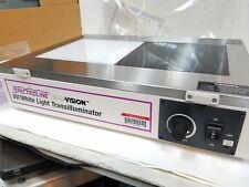 Spectroline™ Bi-O-Vision™ Series White Light Transilluminators TVD-1000R