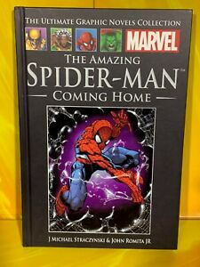 Marvel Comics - The Amazing Spider-Man Coming Home (Hard Back Graphic Novel)