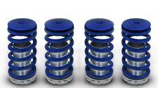Blue Lowering Coilover Spring Kit For Honda Accord / Civic DX EG EK EX LX SI VX