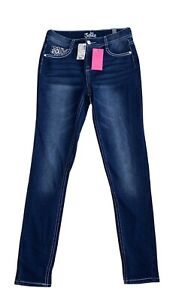 NWT JUSTICE SIMPLY LOW KNIT JEGGING SIZE 14 REGULAR