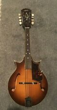 1970's Aria M-300 Two Point Mandolin, case, magnetic pickup.  A beauty!