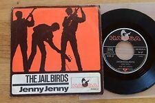THE JAILBIRDS  Jailhouse-Rock / Jenny Jenny 7'' single Hansa 18098 german beat